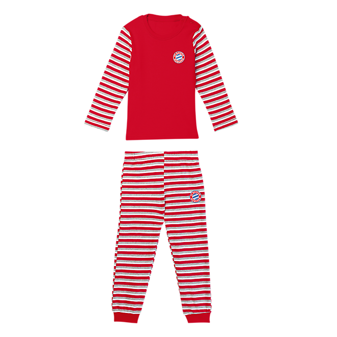 Baby Pyjama Set Striped