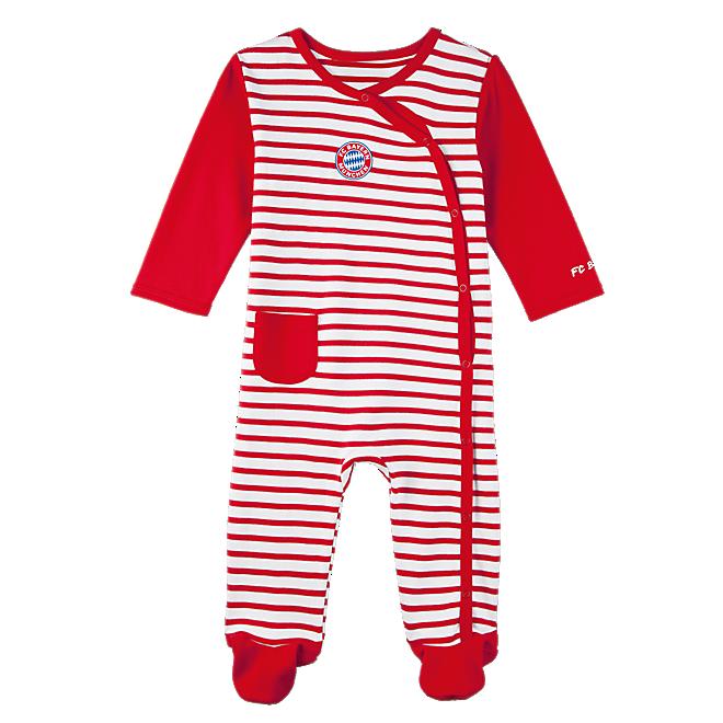 Babygrow striped