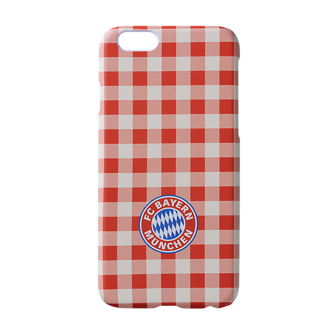 Back Cover Checkered Iphone 6