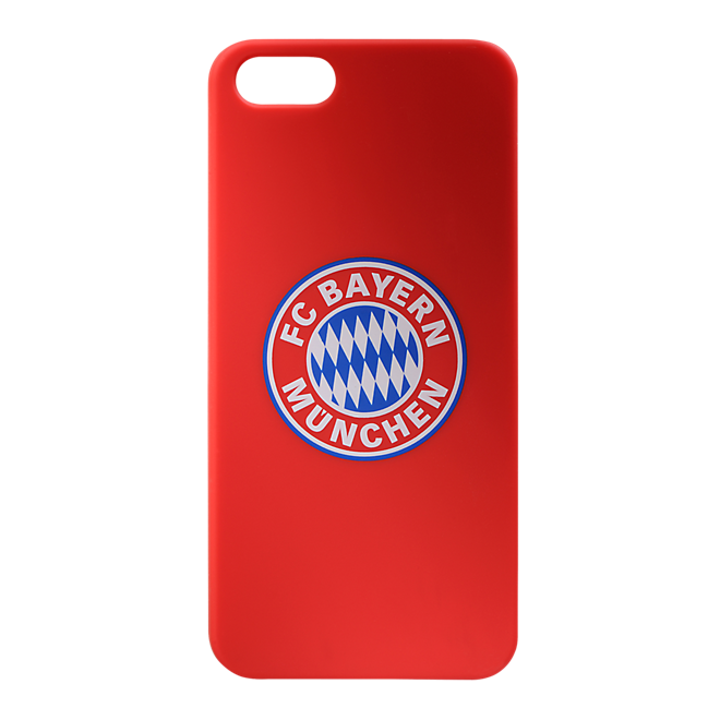 Back Cover Logo Rot iPhone 5/5S