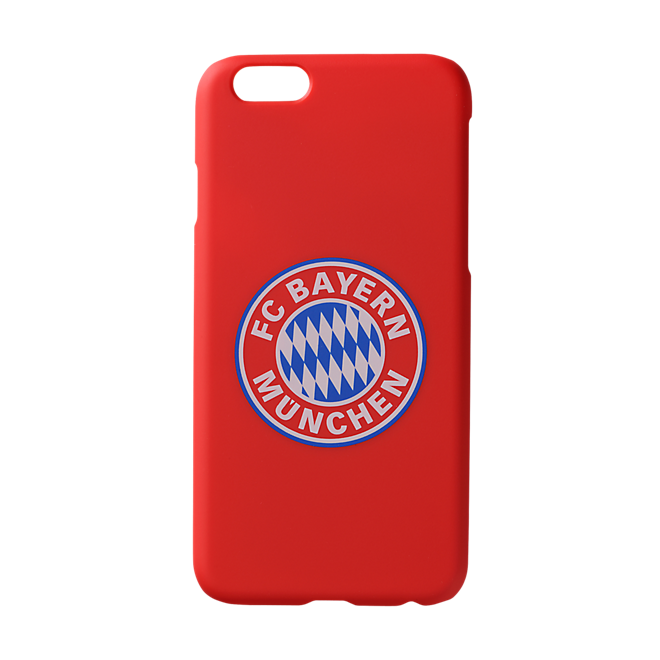 Back Cover Logo Red iPhone 6