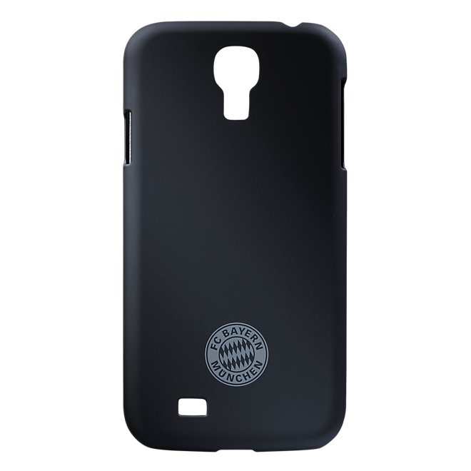 Back Cover Logo Schwarz Galaxy S4