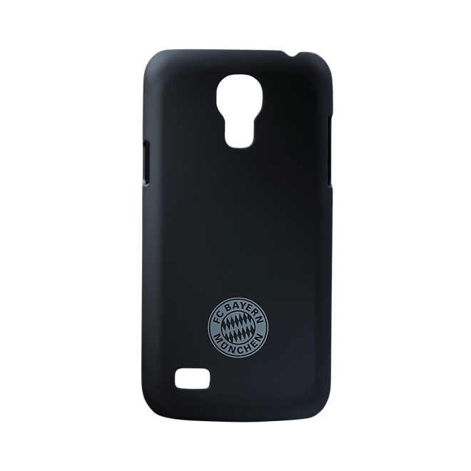 Back Cover Logo Schwarz Galaxy S4 Mini