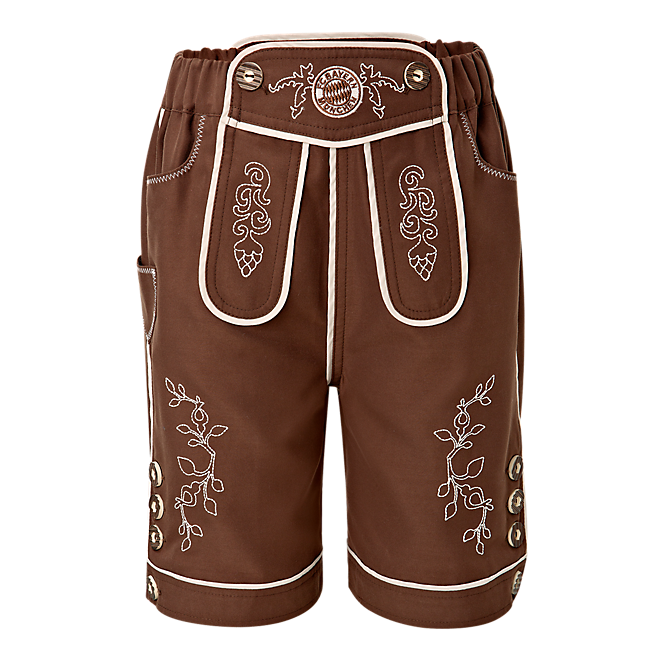 Lederhosen Swimming Shorts