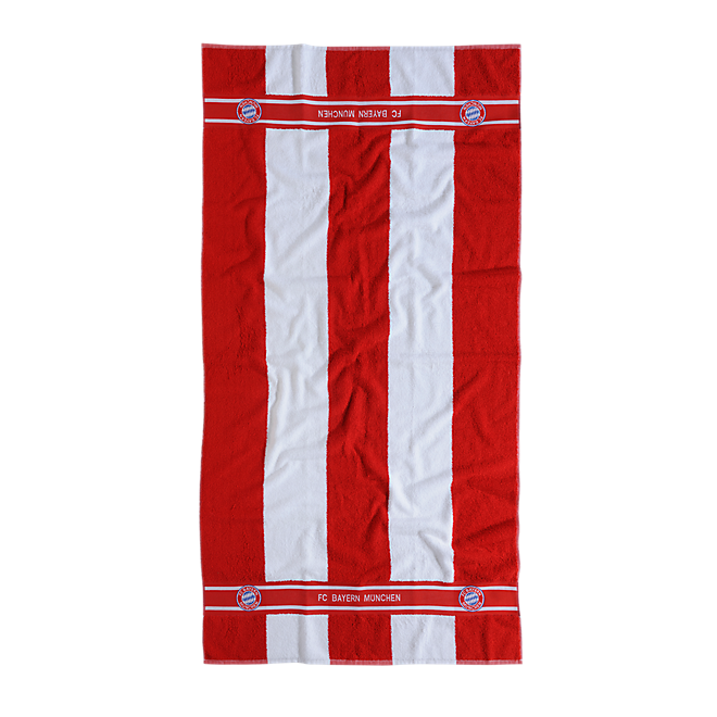 Beach Towel Red/white XXL