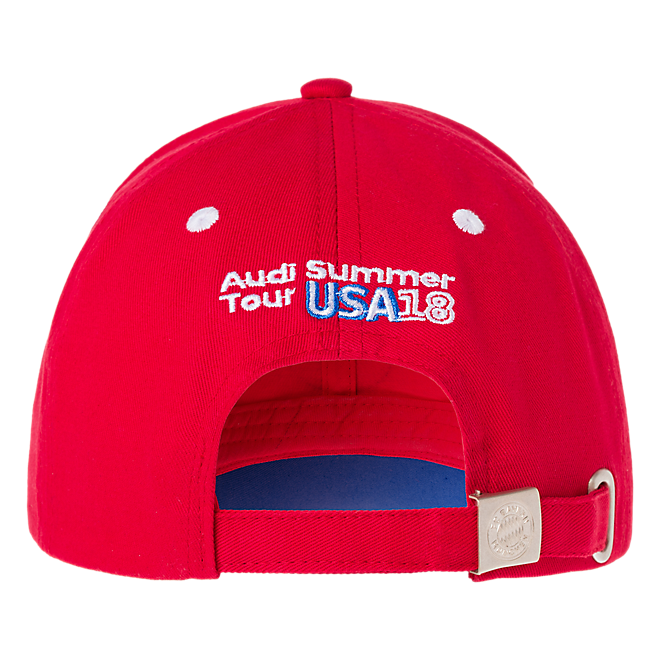 Baseballcap Audi Summer Tour USA 18