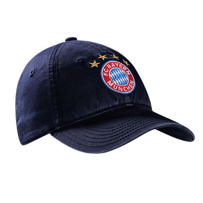 baseball cap logo used official fc bayern online store. Black Bedroom Furniture Sets. Home Design Ideas