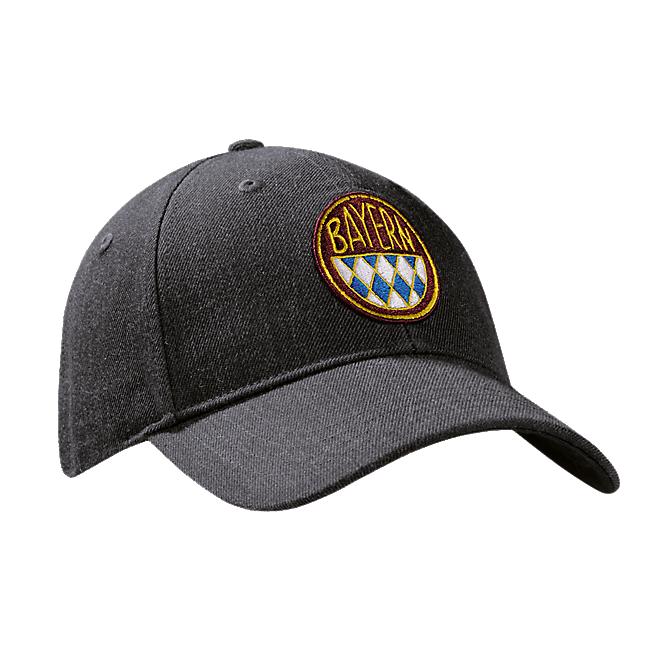 Baseballcap Retro-Logo