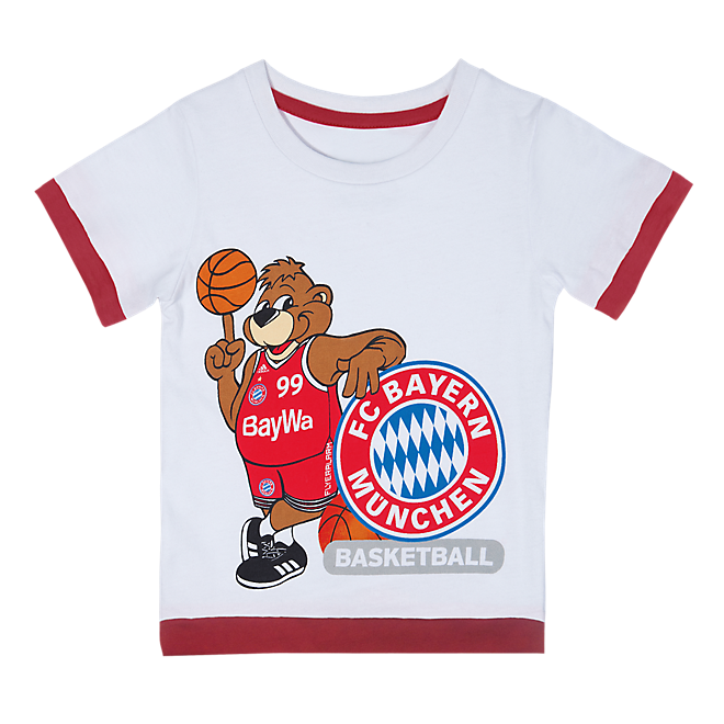 Basketball Kids T-Shirt Berni