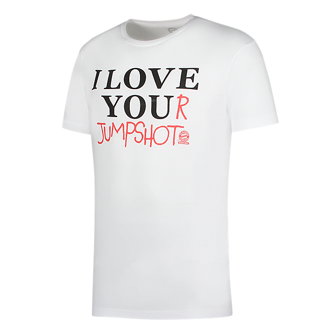Basketball T-Shirt I love you