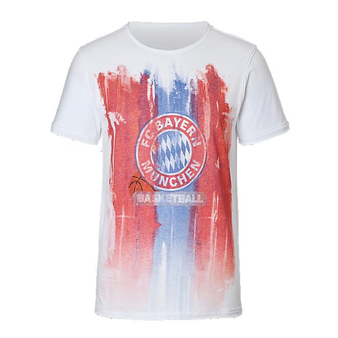 Basketball T-Shirt Vintage Logo
