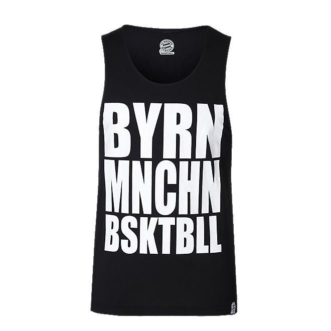 Basketball Tanktop BYRN MNCHN