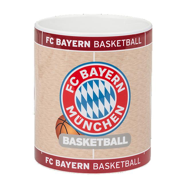 Basketball Tasse Home Court