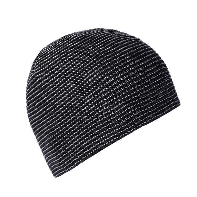 Beanie Leatherbadge