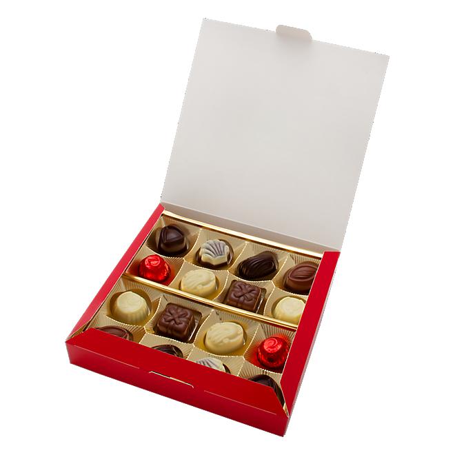 Chocolates Belgas en caja de regalo