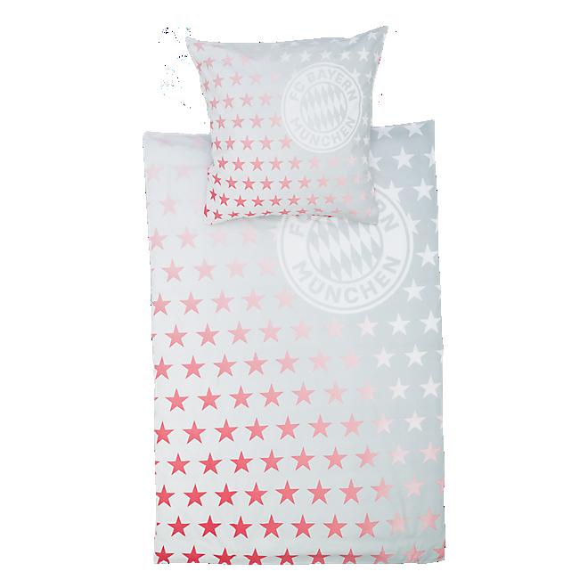 Ropa de cama con estrellas
