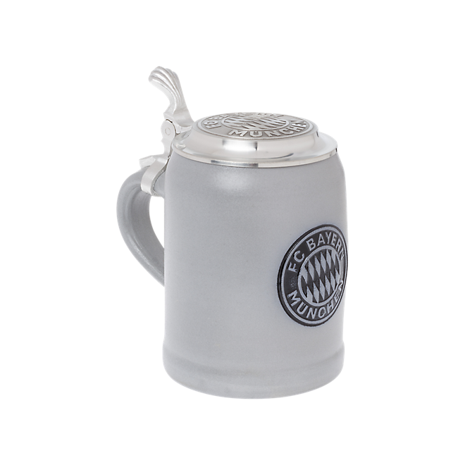 Beer Mug with Tin