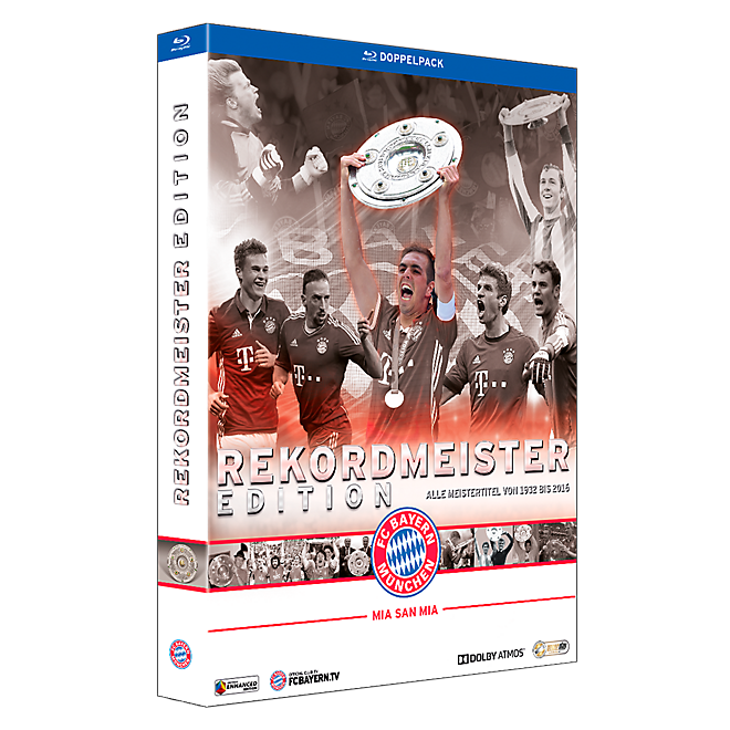 Blu-ray Rekordmeister Edition