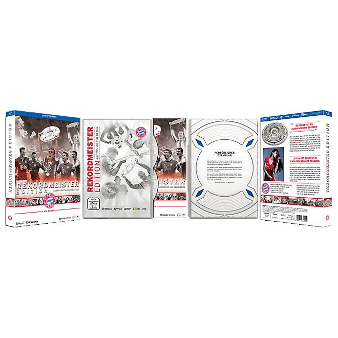 Blu-ray Rekordmeister Edition