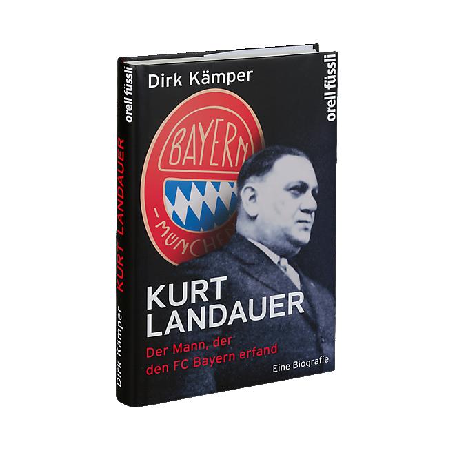 Buch Kurt Landauer