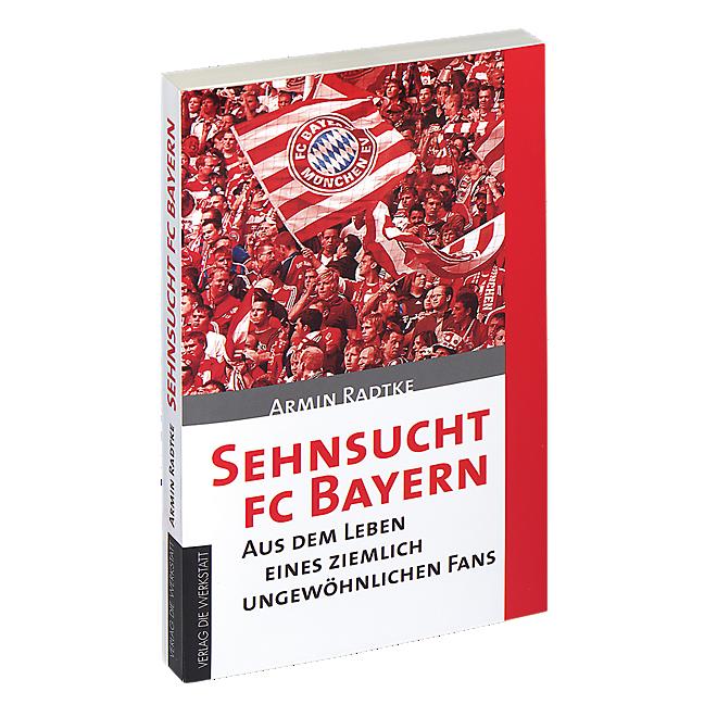 Buch Sehnsucht FC Bayern