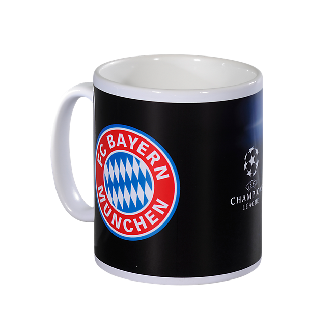 Champions League Tasse