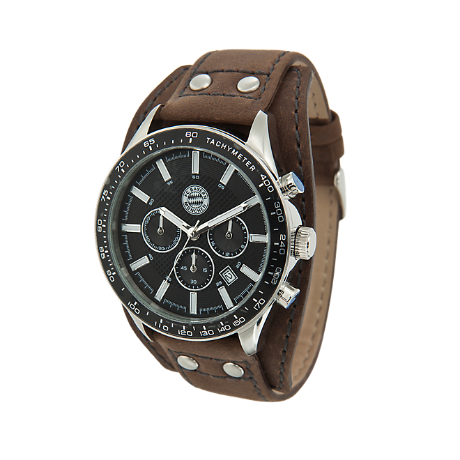 Chronograph Leather
