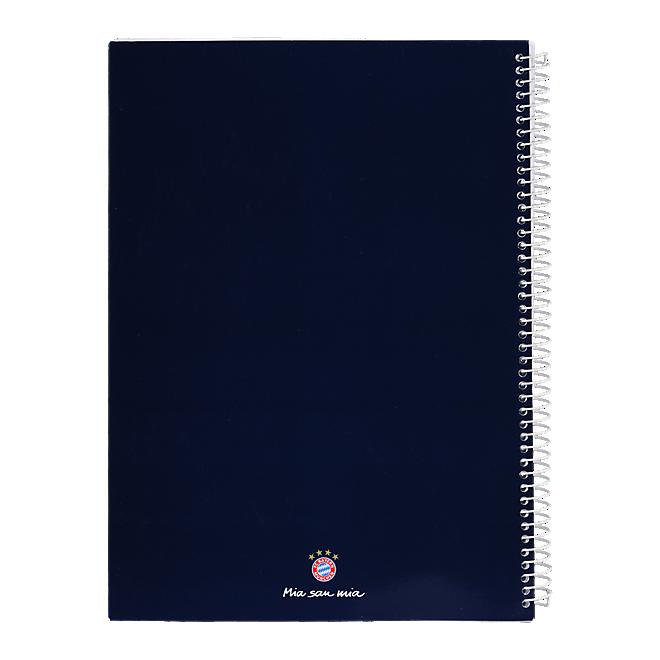 Spiral Notebook DIN A4