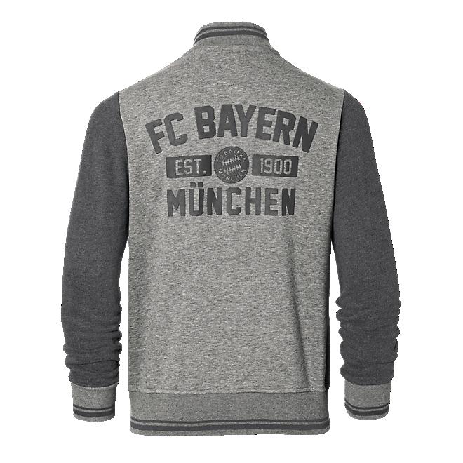 Collegejacke FC Bayern 1900