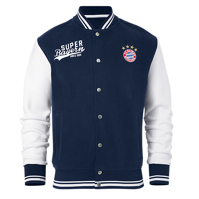 Collegejacke Super Bayern