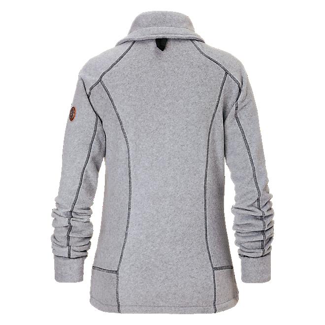 Fleece Jacket Lady