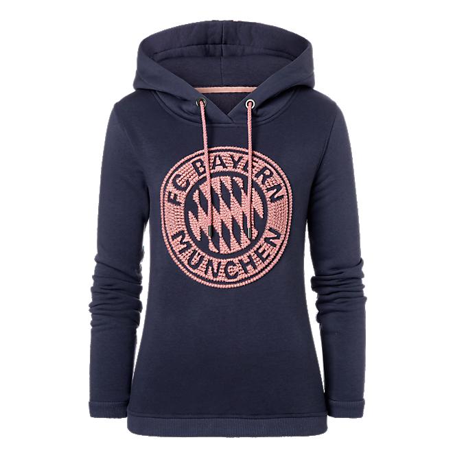 Womens Hoodie FC Bayern