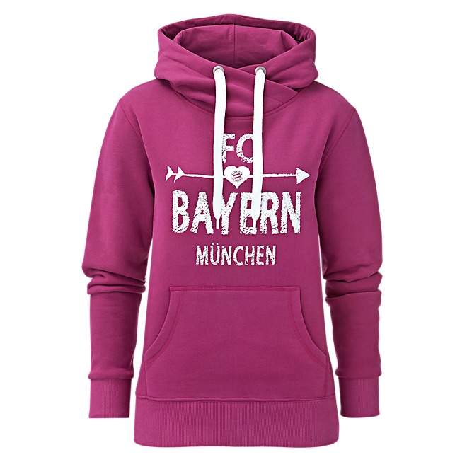 Ladies Hoodie Arrow