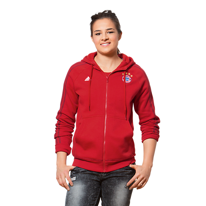 Lifestyle Ladies Hoodie Jacket