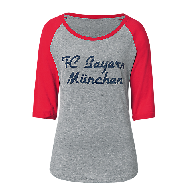 Damen Longsleeve FC Bayern