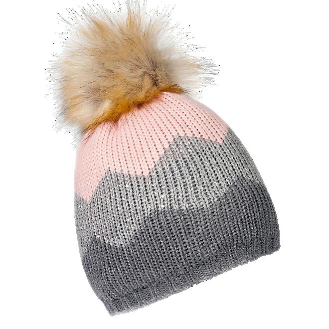 Damen Mütze Glitzer