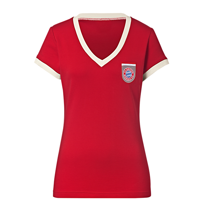 Damen Retro T-Shirt 71