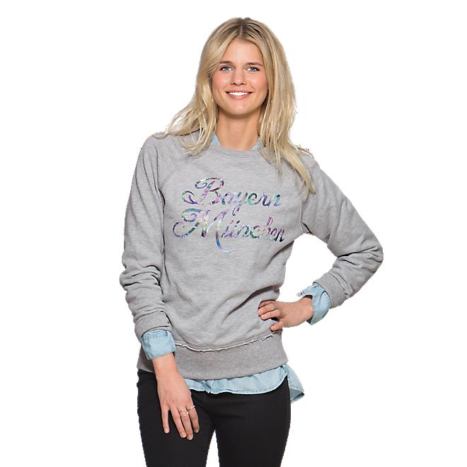 Damen Sweatshirt Bayern München