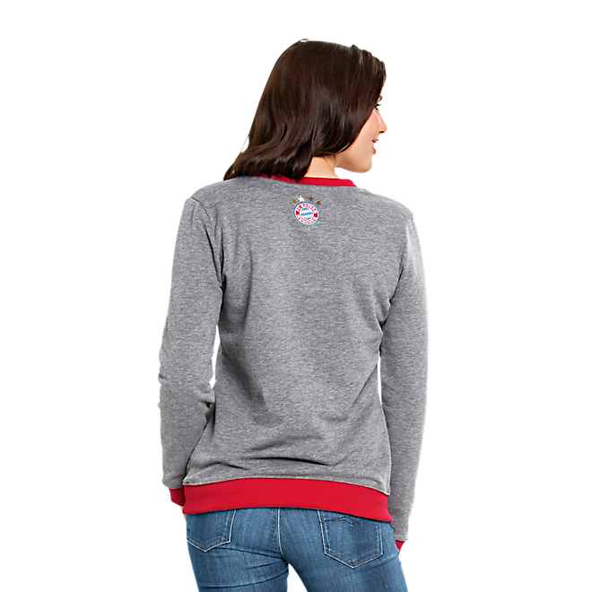 Lady Sweat Shirt FC Bayern