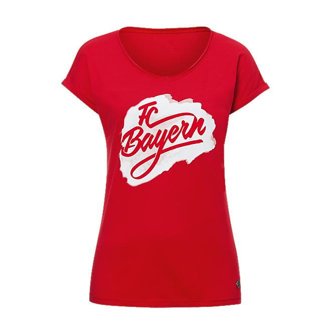 T-Shirt Lady Aquarell