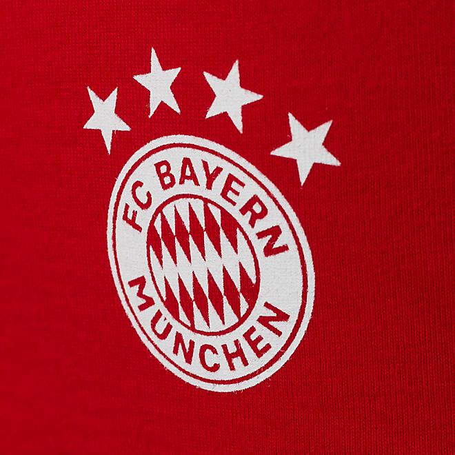 Womens T-Shirt Bayern Glitter