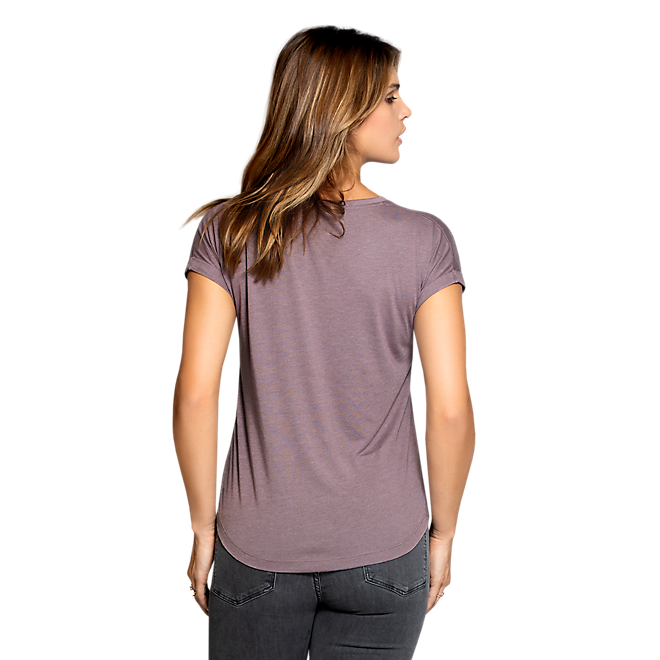 Womens T-Shirt BYRN Taupe