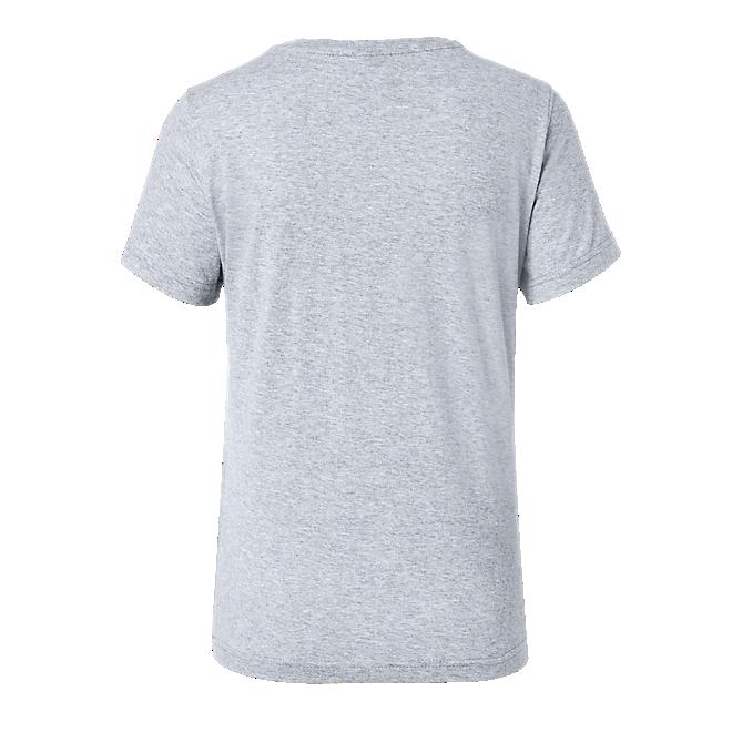 Damen T-Shirt Glitzer-Logo