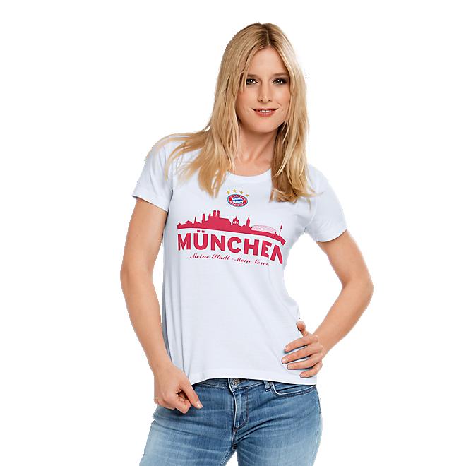 Lady T-Shirt München