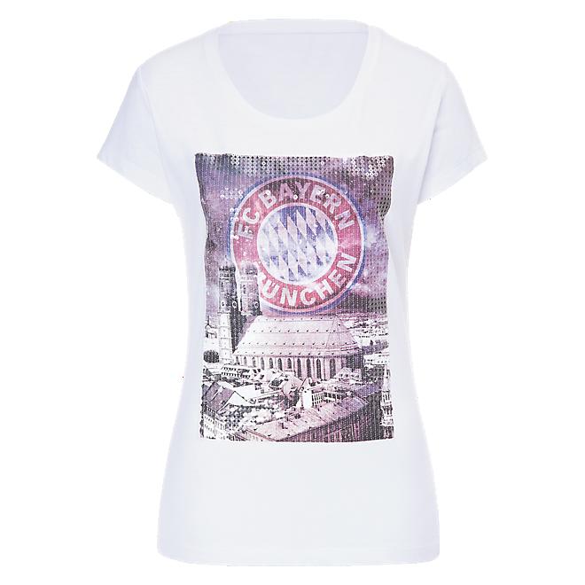 Damen T-Shirt München Forever