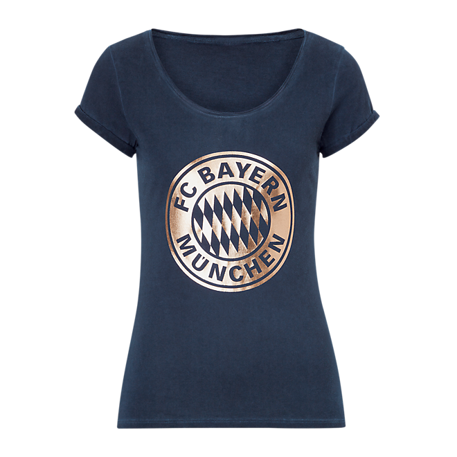 Logo T-Shirt Rose-Gold Lady