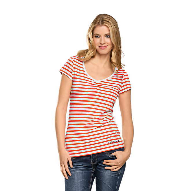 Lady T-Shirt Stripes
