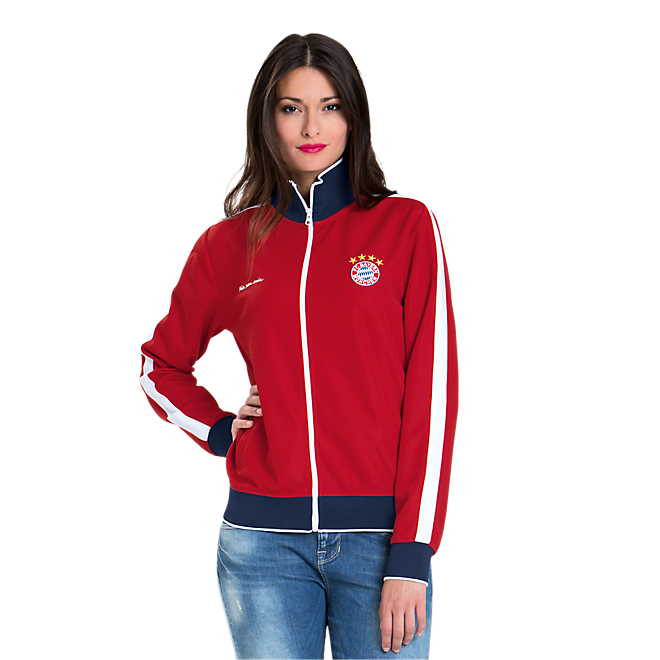 Ladies Tracksuit Top