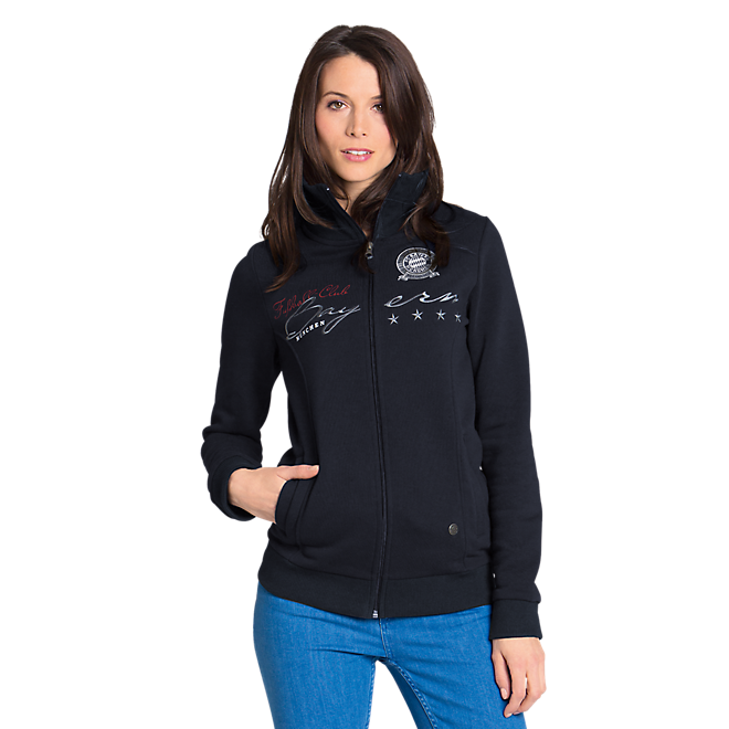 Record Champions Sweatshirt with Zipper Lady