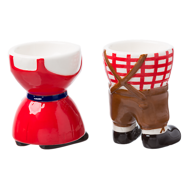 Egg Cup Tracht 2-Set